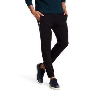 Theory Pants - Theory black men's Demir Plinth Jogger Sweatpants